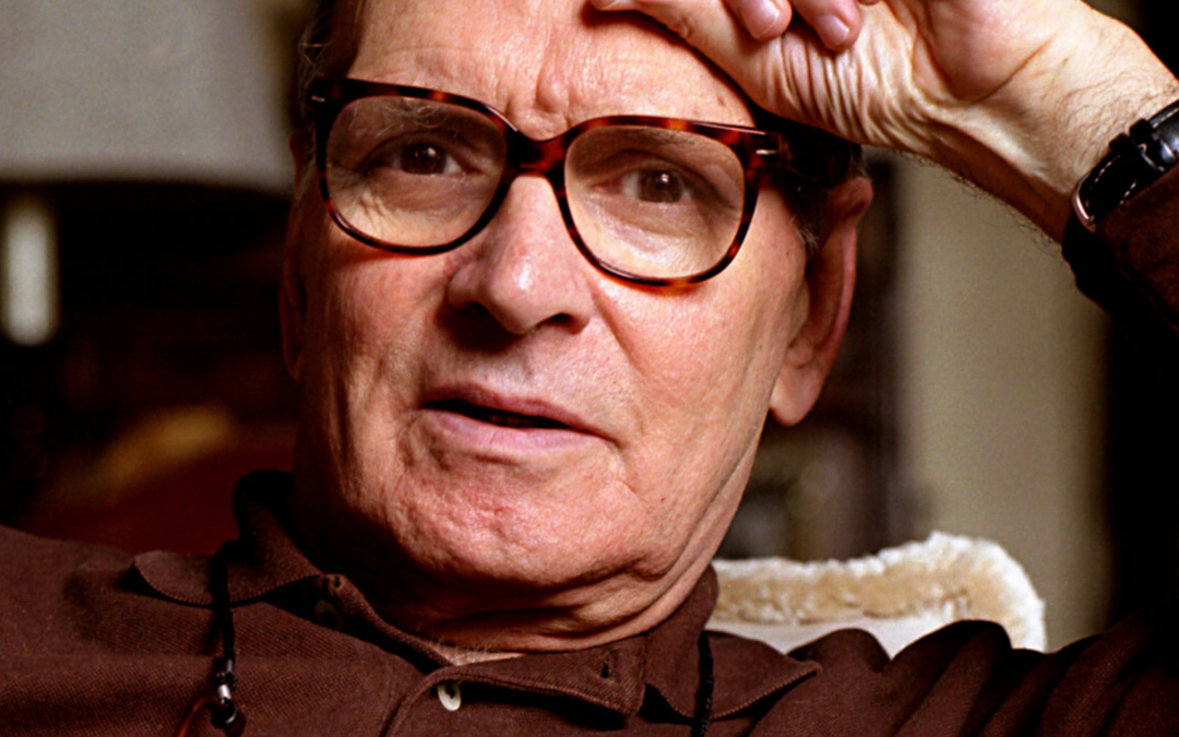 Remembering Ennio Morricone, Founding Honorary Board member